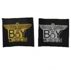 50pcs Boy London Label