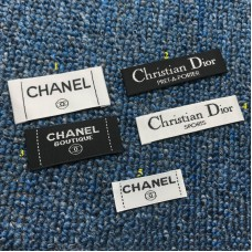 20pcs Chanel Doir Label