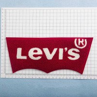 10pcs Levi's Towel Embroidered Patch Sew On Patchwork