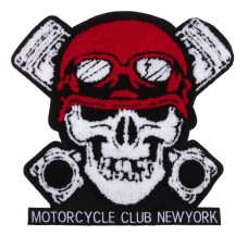 20pcs Harley Davidson Skull Motorcycle Badge