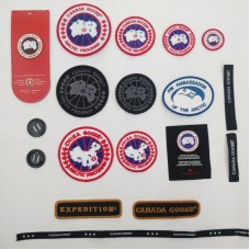10pcs Canada Goose Sew On Patch