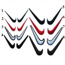 20pcs Nike Logo Patches Iron On Appliques