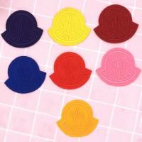10pcs Colorful Moncler Iron On Patch